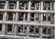 Welded grids